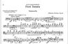 HAL LEONARD Brahms, J.: Sonata No.1 in E minor, Op.38 (cello & piano)