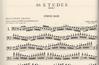 International Music Company Hrabe, Josef: 86 Studies Vol.1 (bass)
