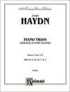 Kalmus Haydn, F.J.: Piano Trios Vol.2,#7-12 Kalmus edition (violin, Cello, Piano)