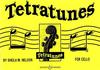 HAL LEONARD Nelson, S.: Tetratunes (cello)