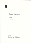 Carl Fischer Cassado, G: Suite (cello)