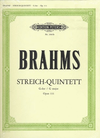Brahms, Johannes: Piano Quartet Op.25 in g minor (piano, violin, viola, cello)