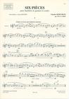 HAL LEONARD Koechlin, Charles: Six Pieces Op.179 (Oboe and String Quartet)