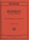International Music Company Dvorak, Antonin (Kurtz): Rondo in g Op.94 (cello & piano) IMC