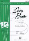 Alfred Music Applebaum: String Builder, Bk.1 (bass) Belwin