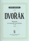 Dvorak, Antonin (Doge/Schiff): Concerto Op.104 (cello & piano)