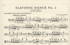 International Music Company Dvorak, Antonin (Stutsch): Slavonic Dance No.2 in G minor Op.72 (cello & piano)