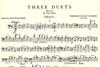International Music Company Kummer, F.A. (Klengel): Three Duets Op.22 (2 cellos)
