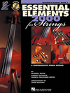 HAL LEONARD Allen, Gillespie, & Hayes: Essential Elements - Interactive, Bk.2 (bass)(online resources included)