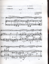 Edition Jurgenson Rachmaninoff (Shafran): Sonata, Op. 19 (cello & piano)