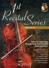 HAL LEONARD Curnow, James: 1st Recital Series for Cello (cello & CD)