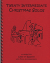 Last Resort Music Publishing Kelley, Daniel: Twenty Intermediate Christmas Solos (cello & piano)