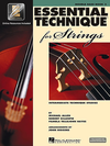 HAL LEONARD Allen, Gillespie, & Hayes: Essential Technique - Interactive, Bk.3 (bass)(online resources included)
