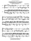 HAL LEONARD Barber, Samuel: Commemorative March (violin, cello, piano)