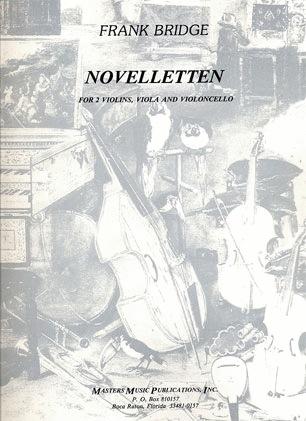 LudwigMasters Bridge, Frank: Noveletten (String Quartet)