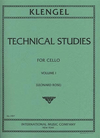 International Music Company Klengel (Rose): Technical Studies, Vol.1 (cello)