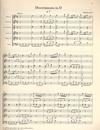 HAL LEONARD Haydn, F.J. (Gerlach, ed.): Divertimento in D Major, HobII: 8, urtext (2 flutes, 2 horns, 2 violins, and basso continuo)