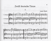 Alfred Music Haydn, F.J.: 12 German Dances (2 violins & cello) score & parts