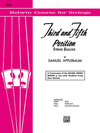 Alfred Music Applebaum, S.: Third and Fifth Position (cello)