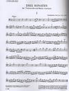 Cirri, Giovanni: Three Sonatas (cello & piano)