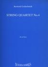 HAL LEONARD Goldschmidt, B. : String Quartet No. 4 (1992), (2 violins, viola, and cello)