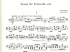 HAL LEONARD Hindemith: Sonata Op.25 No.3 (cello solo)