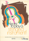 Alfred Music Matesky, R. & Womack, A.: Learn to Play a Stringed Instrument!, Bk.3 (bass)