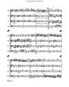 HAL LEONARD Dettori, G.: Lady Gaga Fugue-Pops for String Quartet (score and parts)