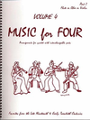Last Resort Music Publishing Kelley, Daniel: Music for Four Vol.4 Favorites from the Late 19th & Early 20th Centuries (Violin 2)