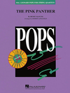 HAL LEONARD Mancini, Henry: The Pink Panther-Pops for String Quartet (score and parts)