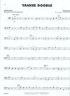 HAL LEONARD Moss, John: Patriotic Favorites Solos & String Orchestra Arrangements (bass)