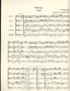 HAL LEONARD Nazareth, E. (Birtel): Floraux, Tango for String Quartet (double bass ad libitum, score and parts)