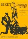 C.F. Peters Bizet (Thomas-Mizune): Carmen Suite (5 cellos)  PETERS