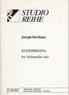 Carl Fischer Dorfman: Klezmeriana Solo Cello