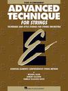 HAL LEONARD Allen, M., Gillespie, R., & Hayes, P.T.: Advanced Technique (piano accompaniment)