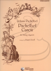 Carl Fischer Pachelbel (Dorff): Pachelbel Canon (string quartet) Theodore Presser