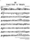 Ellington, Duke (Chihara, arr): Fantasy-Four Songs arranged for String Quartet