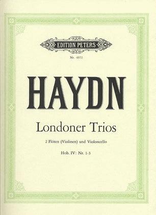 Haydn, F.J.: London Trios (2 violins & cello)