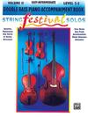Alfred Music Applebaum: String Festival Solos Vol. 1 (piano acc)