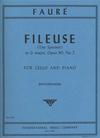 International Music Company Faure, Gabriel (Rose): Fileuse Op.80#2 (cello & piano)