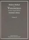 Carl Fischer Deak, Stephen: Modern Method for the Violoncello Vol.2 (cello)
