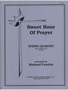 Cerchia, R.: Sweet Hour of Prayer (string quartet)