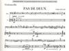 HAL LEONARD Höller, Y.: Pas de deux (cello & piano)