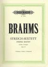 Brahms, Johannes: String Sextet in G Op.36 (2 violins, 2 violas, 2 cellos)