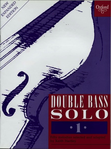 Oxford University Press Hartley, K.: Double Bass Solo,  Book 1
