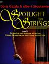 Gazda: Spotlight on Strings, Book 1 (Cello)