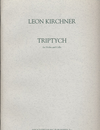 HAL LEONARD Kirschner, Leon: Triptych for Violin & Cello