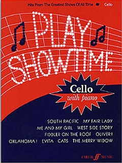 Alfred Music Legg, Pat: Play Showtime (cello & piano)