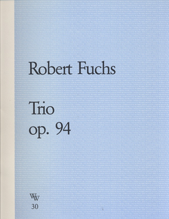 Wollenweber Fuchs, Robert: String Trio (violin, Viola, Cello)
