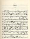 Wollenweber Fuchs, Robert: String Trio (violin, Viola, Cello)